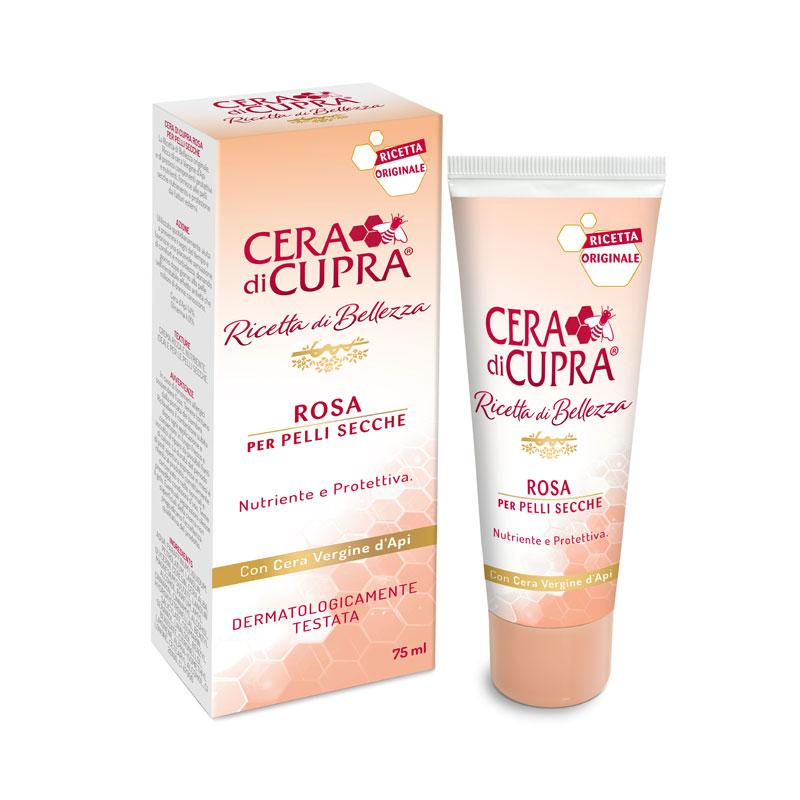 Cera di Cupra Rosa 75 ml. krema za suhu kožu – tuba