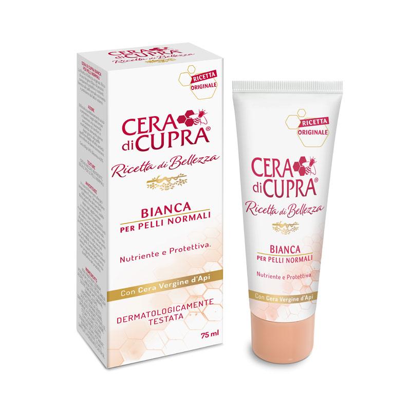 Cera di Cupra Bianca 75 ml. krema za lice - tuba