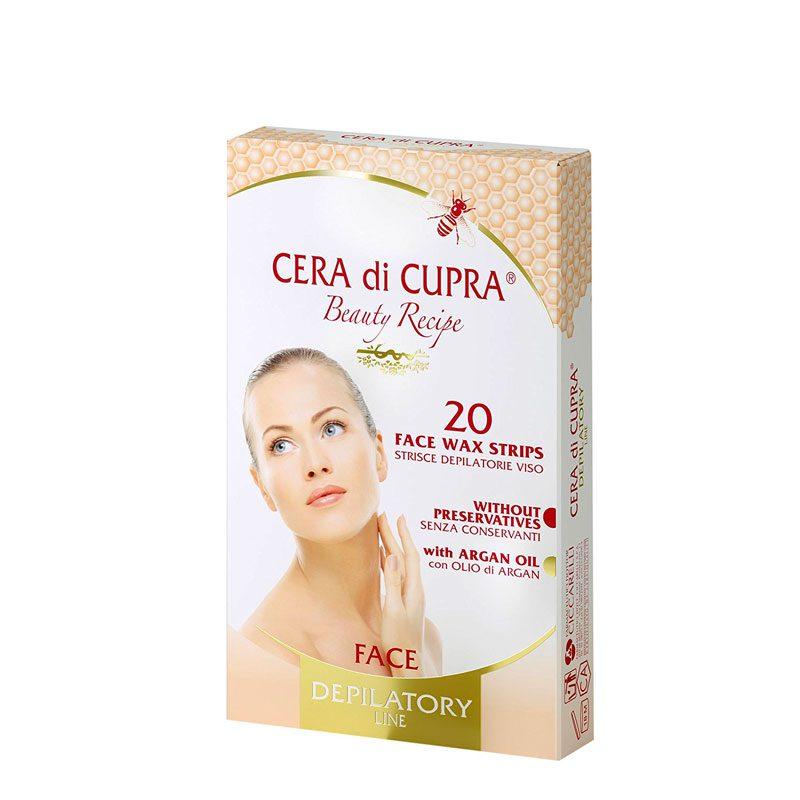Cera di Cupra trake za depillaciju lica 20/1