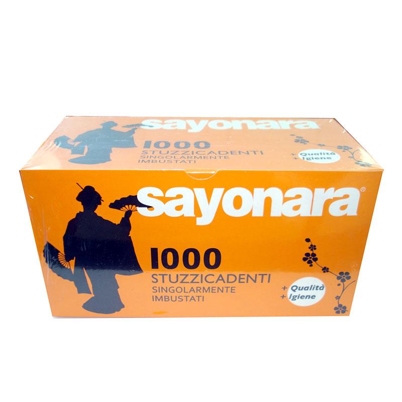 Sayonara 1000/1 higijenske čačkalice