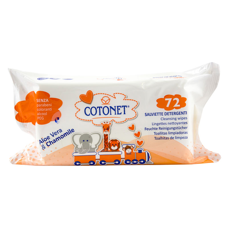 Cotonet baby maramice 72/1