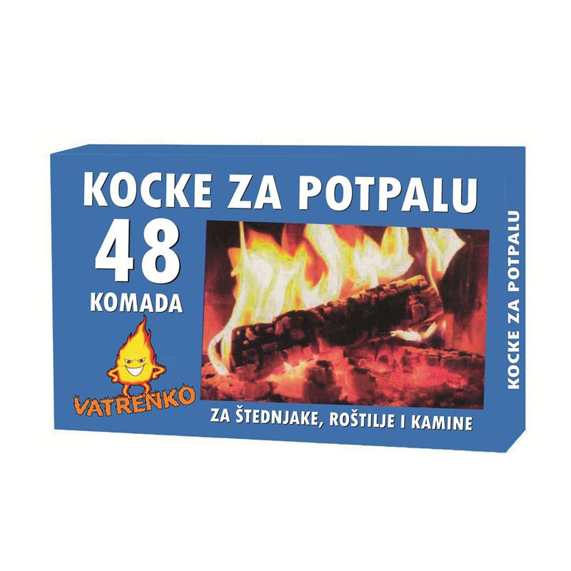 Kocke za potpalu Vatrenko
