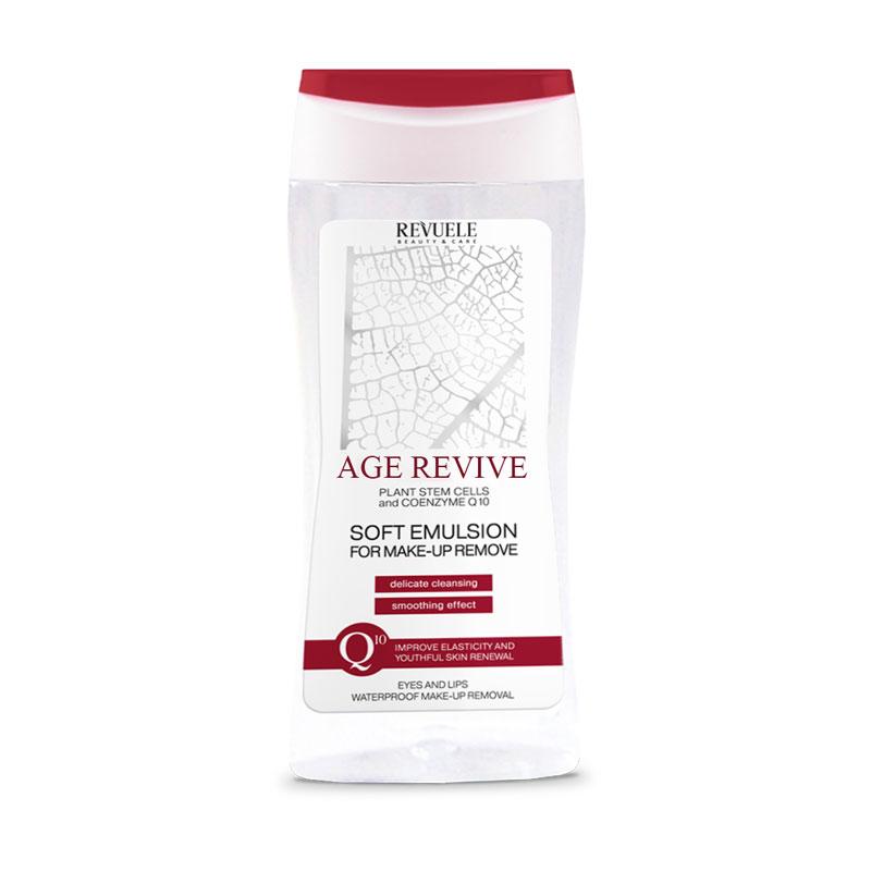 REVUELE age revive lift soft emulzija za uklanjanje šminke 200ml