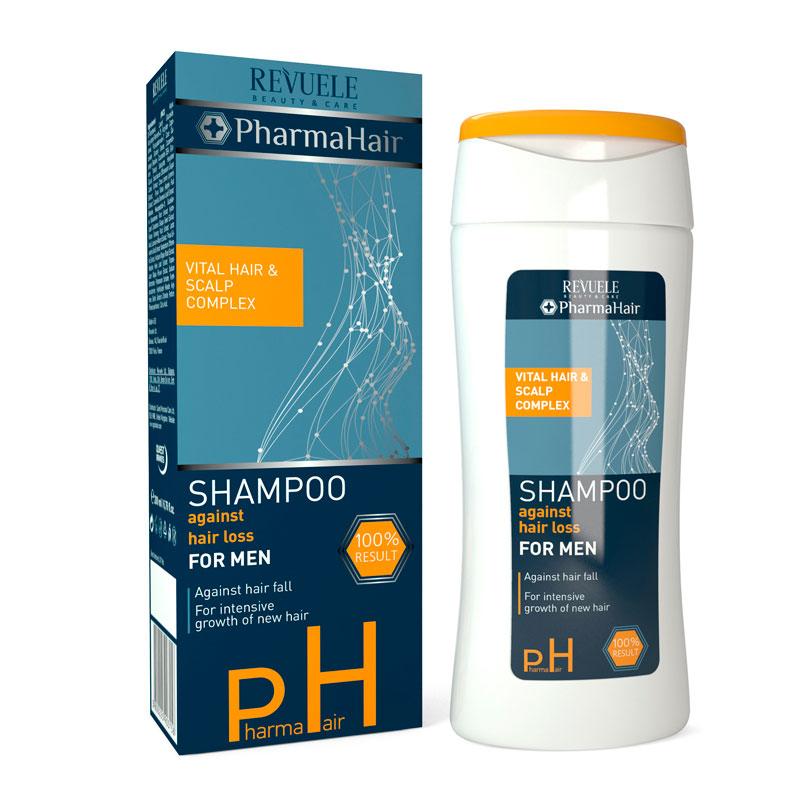 REVUELE Pharma šampon za muškarce protiv ispadanja kose 200ml