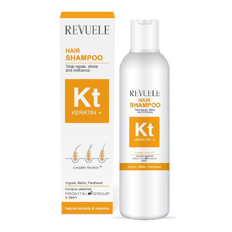 REVUELE keratin + šampon za kosu 200ml