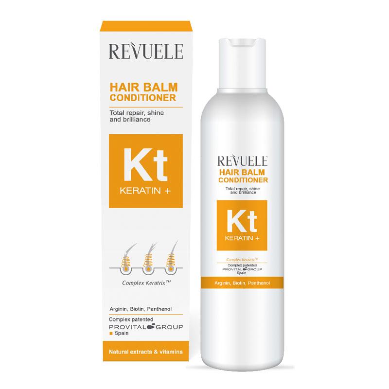 REVUELE keratin + regenerator za kosu 200ml