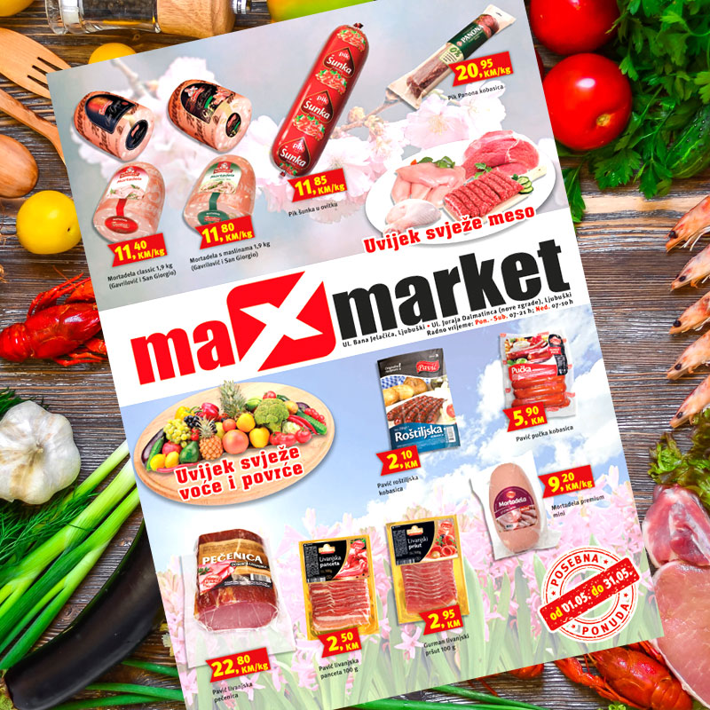 MaxMarket